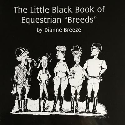 Little Black book of Equestrian breeds
