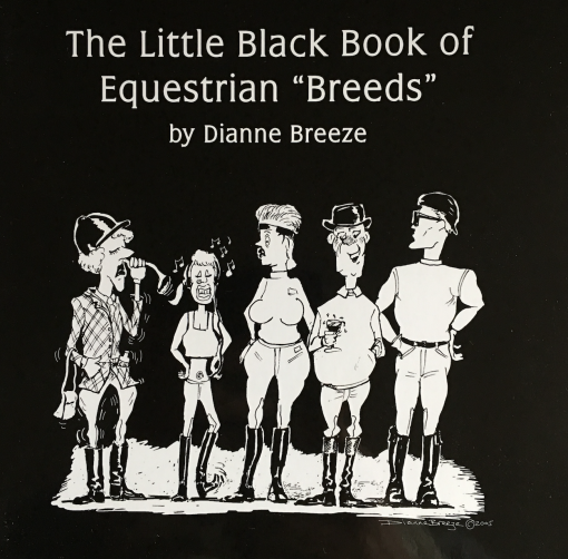 Little Black book of Equestrian breeds