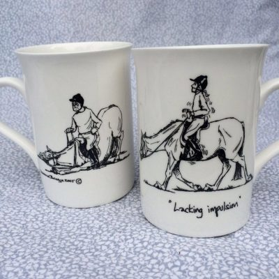 lacking impulsion mug